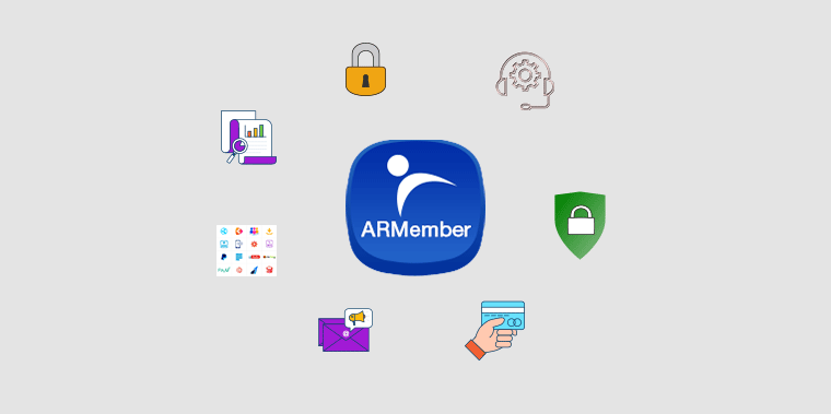 ARMember Features