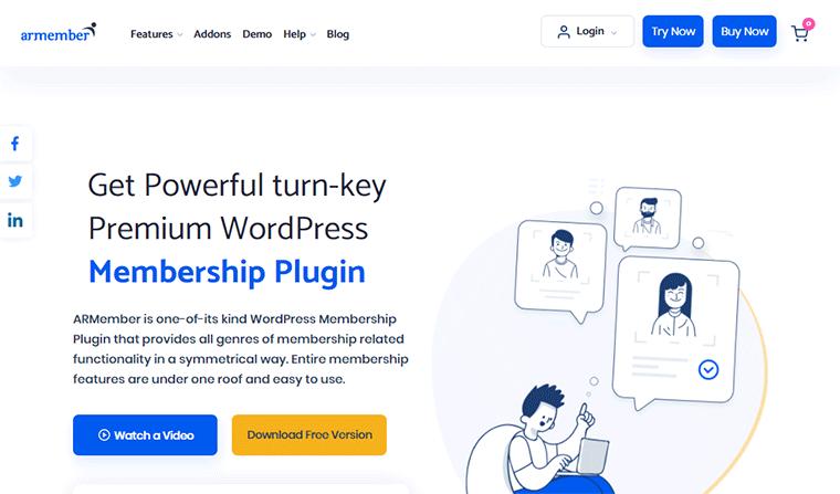 ARMember WordPress Membership Pluign Review