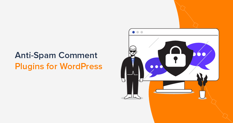 Anti-Spam Comment Plugins for WordPress