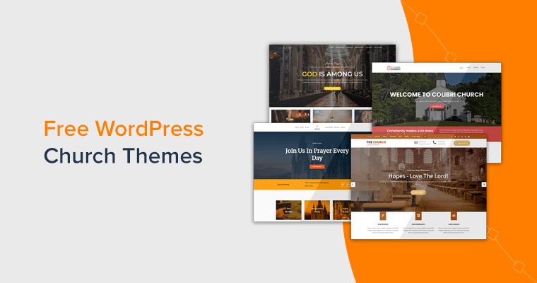 Free WordPress Church Themes