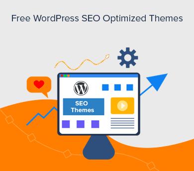 Free WordPress SEO Friendly Themes