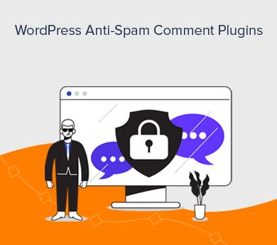 WordPress Anti-Spam Comment Plugins