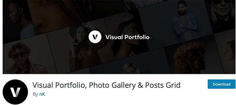Visual Portfolio - Google Photos WordPress Plugin