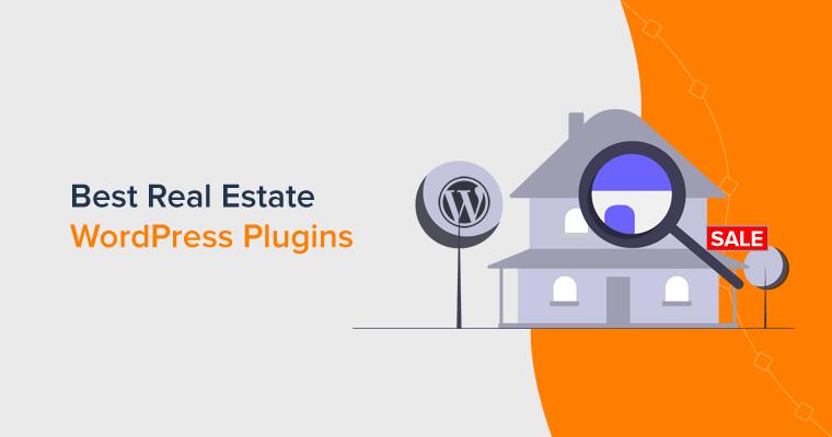 Best Real Estate WordPress Plugins