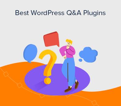 Best WordPress Q&A Plugins