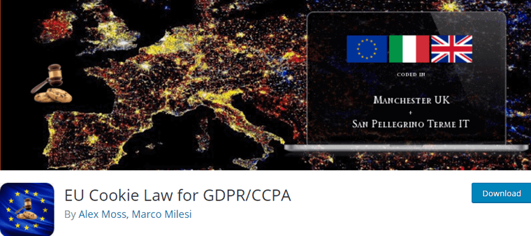 EU Cookie Law Best WordPress Cookie Consent Plugin