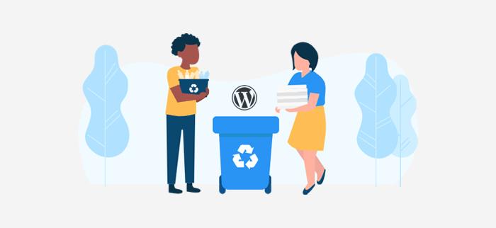 Restoring Deleted WordPress Content