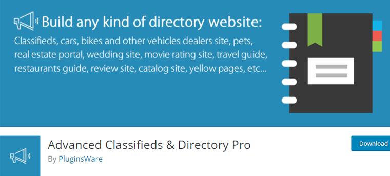 Advanced Classified & Directory Pro