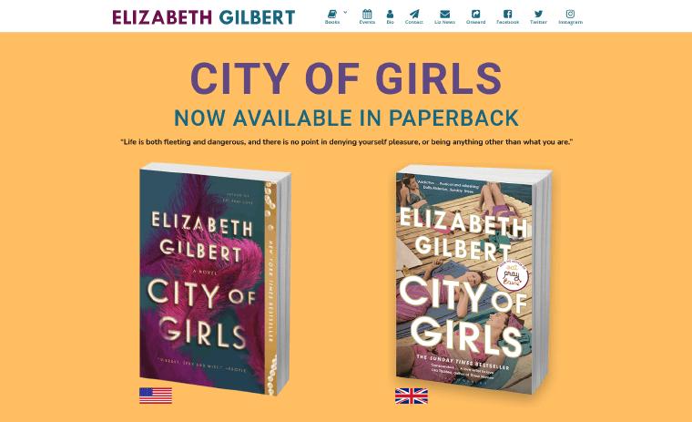 Elizabeth-Gilbert best personal website