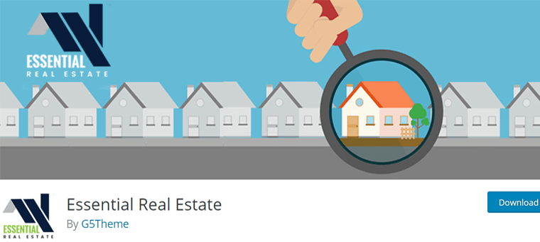 Essential Real Estate best free plugins for real estate agents