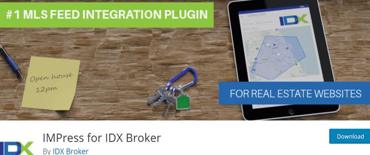 IMPress for IDX Broker