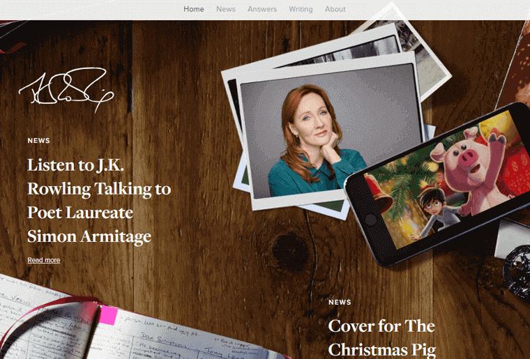JK-Rowling-Website