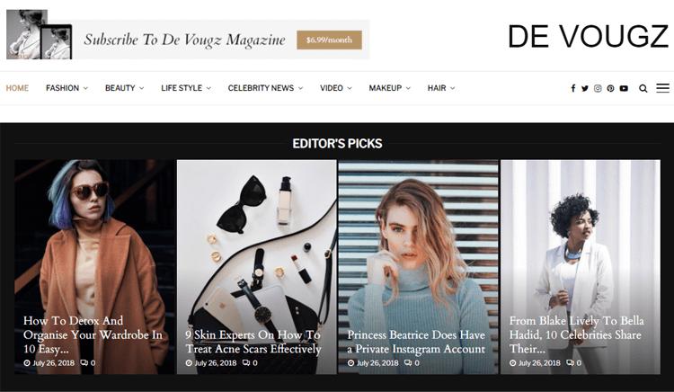 PenNews magazine theme