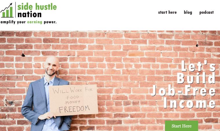Side-Hustle-Nation-personal-Website