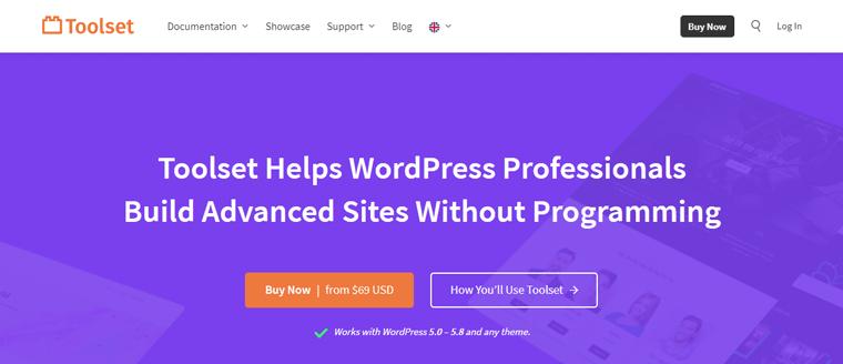 Toolset real estate widgets for WordPress