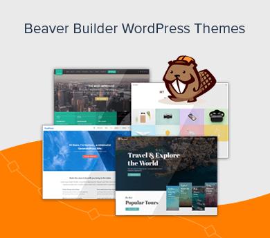 Beaver Builder WordPress Themes for Great Websites