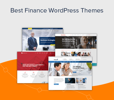 Best Finance WordPress Themes