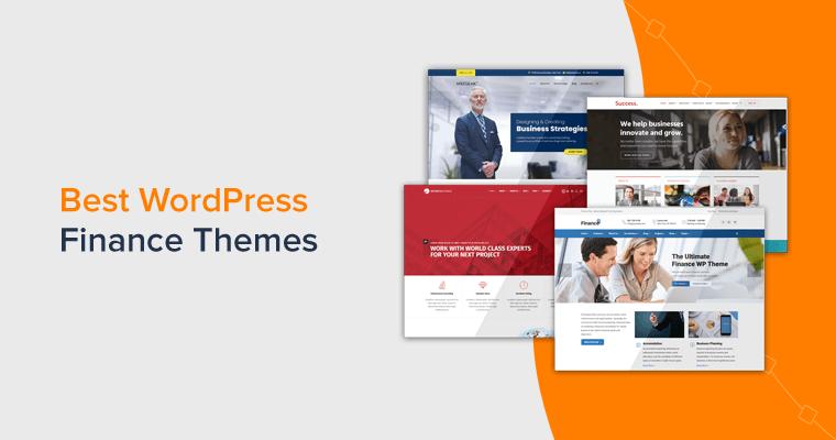 Best WordPress Finance Themes