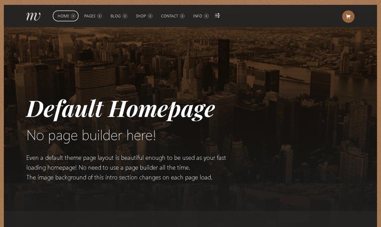 Monument Valley Premium WordPress Theme