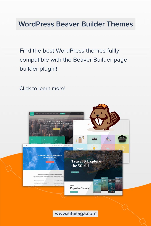 21 Best Themes for Beaver Builder WordPress in 21