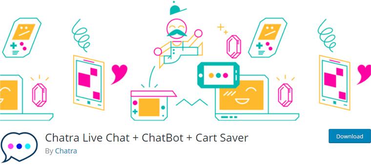 Chatra Live Chat WP Plugin