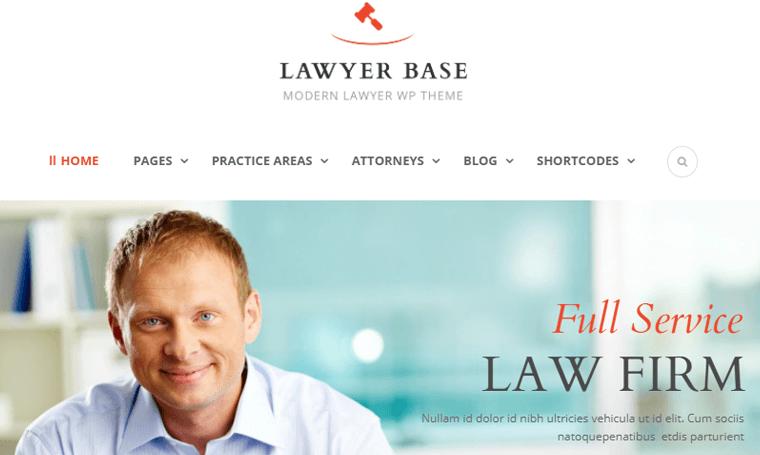 Lawyer-Base-Theme