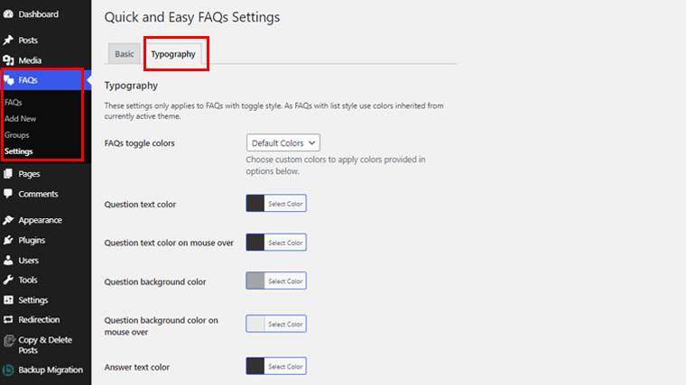 Make Necessary Customization in Plugin