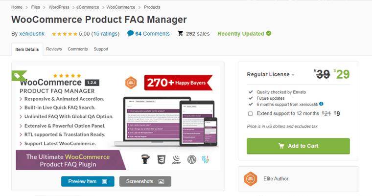 WooCommerce-Product-FAQ-Manager