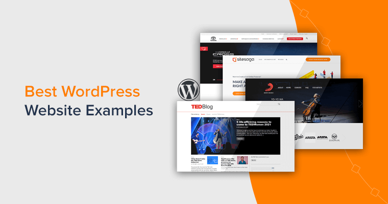 100+ Best WordPress Website Examples You Should Check Out