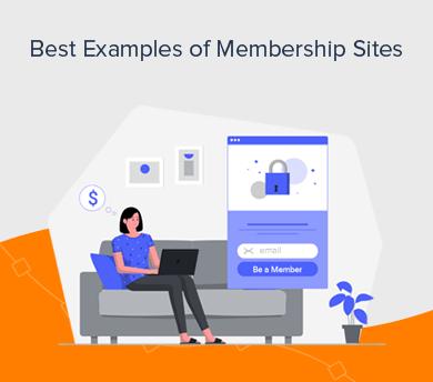 Best Examples of Mmbership Sites