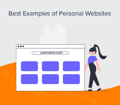 Best Examples of Personal Websites