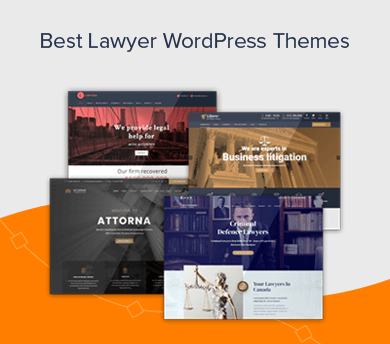 Best Lawyer WordPress Themes (Handpicked)