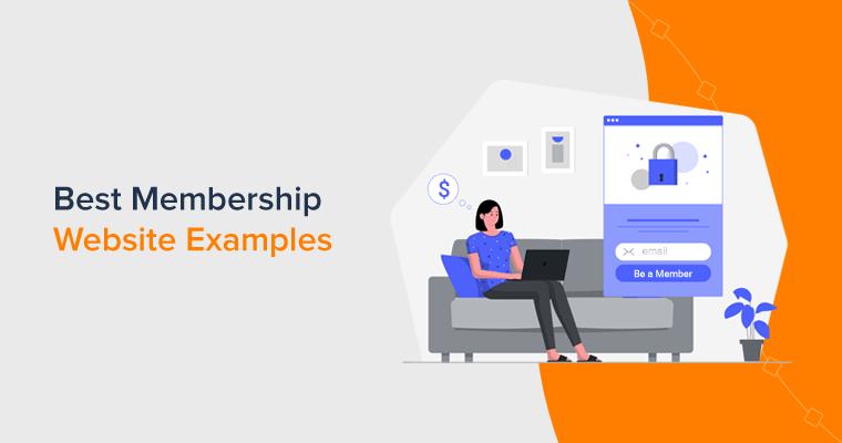 Best Membership Website Examples for Inspiration