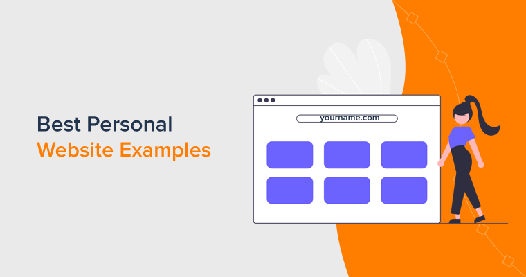 Best Personal Website Examples for Inspiration