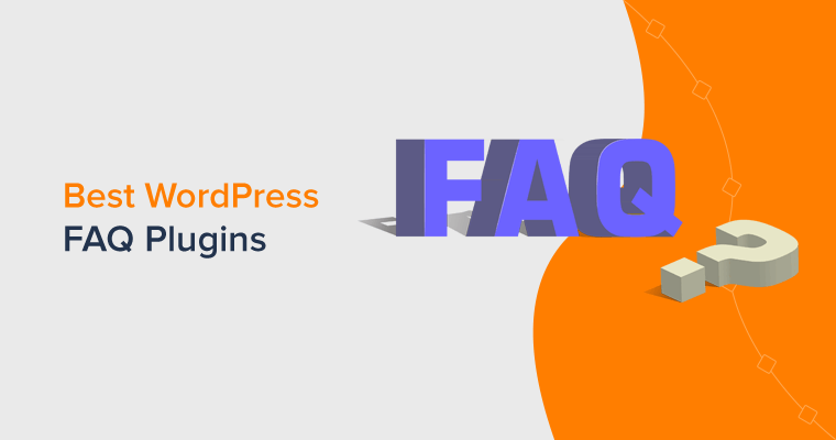 Best WordPress FAQ (Frequently Asked Questions) Plugins