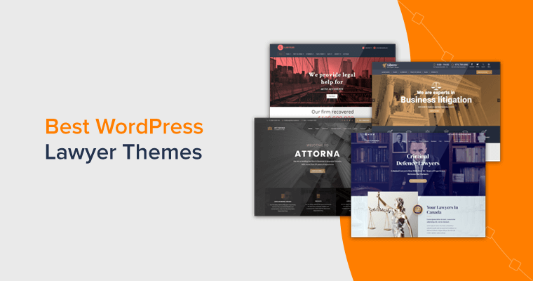 Best WordPress Lawyer Themes Picked by Experts