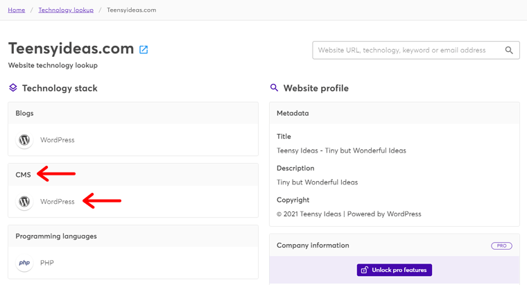 How to Check If a Website is Built on WordPress