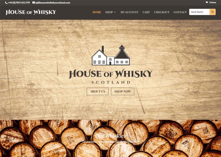 House of Whisky Scotland